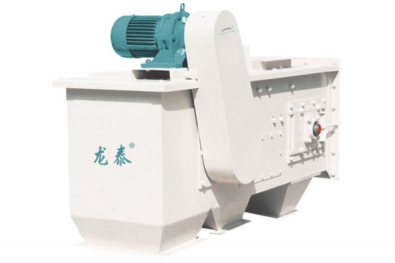 SWLJ magnetic belt type feeder